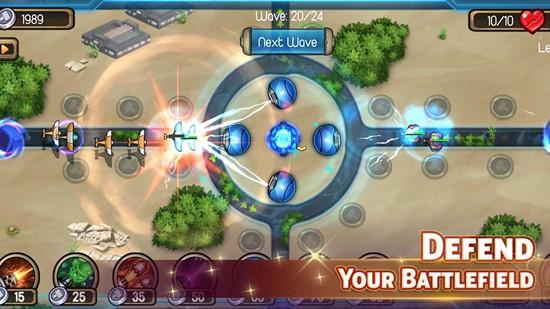 塔防银河传说游戏破解版