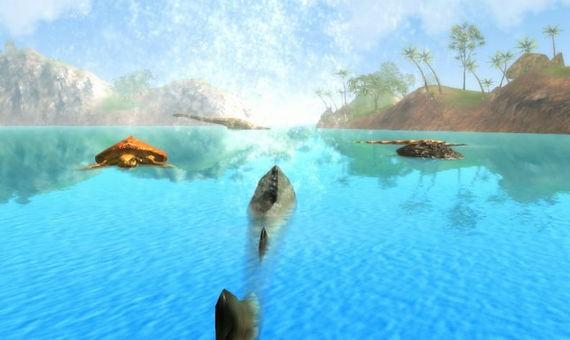 旋齿鲨模拟器破解版
