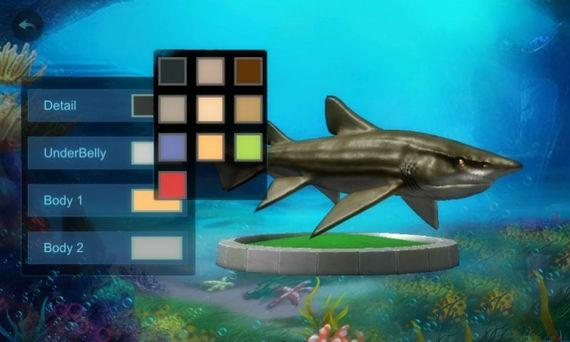 旋齿鲨模拟器游戏下载