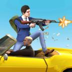 帮派赛车枪战游戏