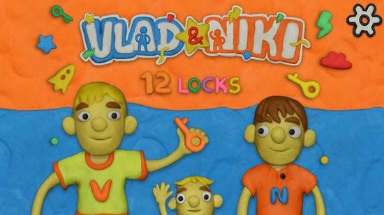 弗拉德和妮基的十二把锁破解版