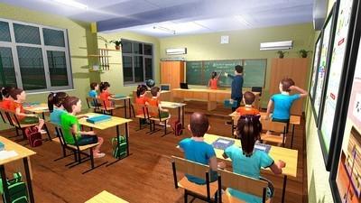幼儿园模拟器中文版