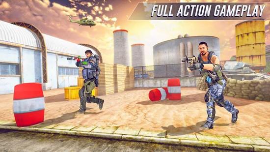 特种士兵射击任务游戏破解版