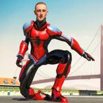 飞天蜘蛛超级英雄游戏