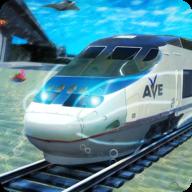 水下子弹头火车模拟器安卓版