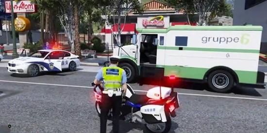 中国特警模拟器手机版