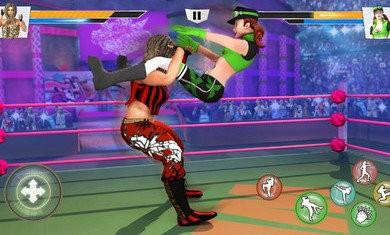 美女摔跤模拟器安卓版