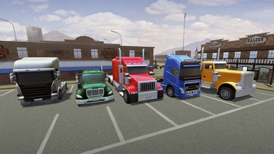 美洲卡车模拟器破解版无限金币