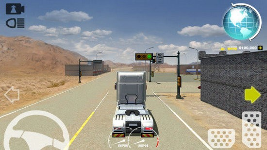 美洲卡车模拟器