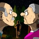 爷爷和奶奶两个夜猎人游戏