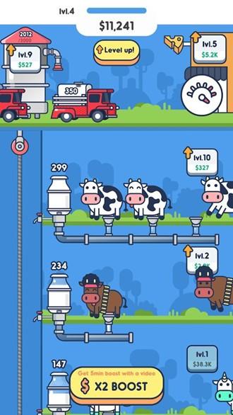 牛奶工厂游戏破解版