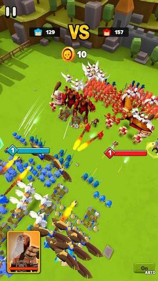 军团大战世界征服游戏下载