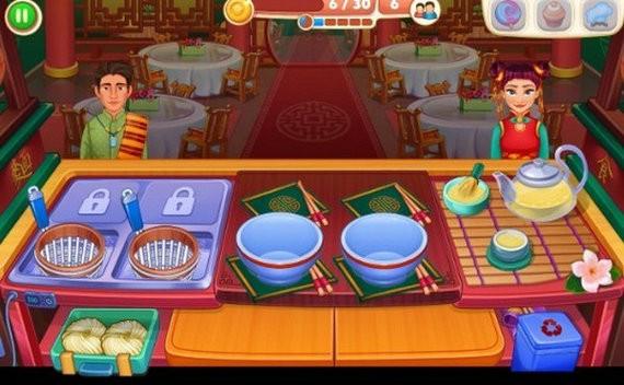 亚洲烹饪之星无限金币版