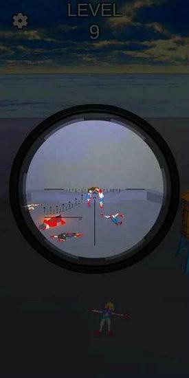 超级狙击手2僵尸城