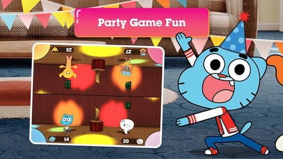 口香糖的神奇派对游戏破解版