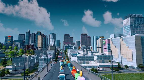 城市天际线无限金币版