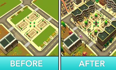 小业主空闲城市模拟无限金币版