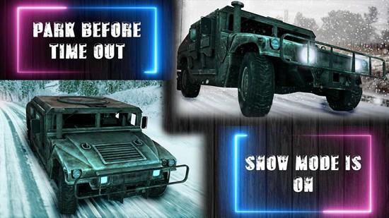 陆军吉普货物驾驶游戏破解版