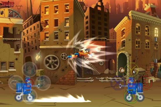 超级蓝战士安卓版