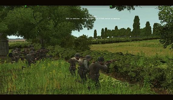 战斗任务诺曼底之战中文破解版