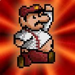 肥胖的超级马里奥游戏