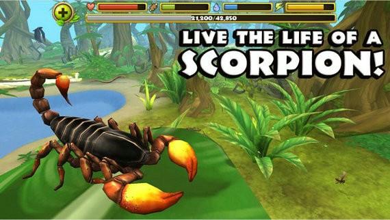 蝎子模拟器手机版下载