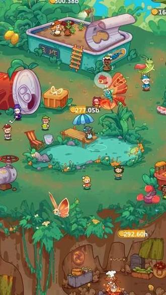 小小岛屿游戏破解版