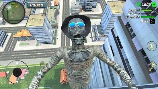 绳索木乃伊犯罪模拟器维加斯英雄最新版