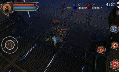 星际掠夺者游戏中文版