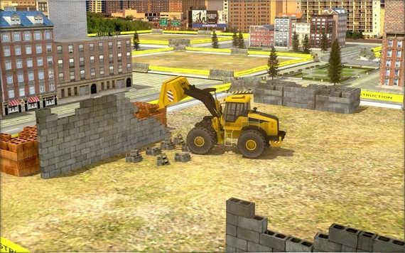 建筑模拟器2014中文版无限金币版