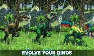 恐龙驯兽师游戏下载