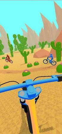疯狂自行车无限金币破解版