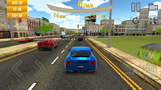 汽车驾驶模拟器2021无限金币版