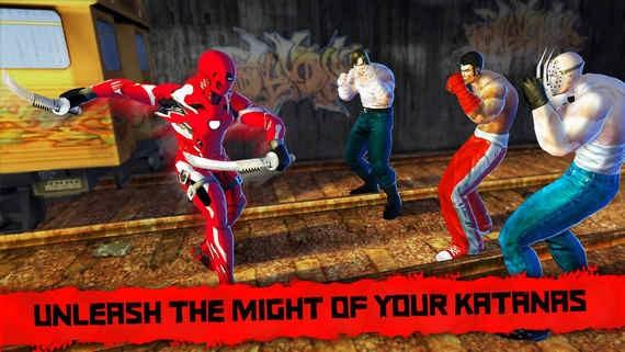 超级忍者之战