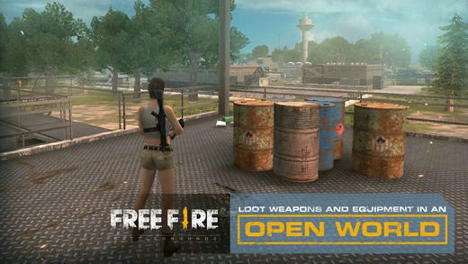 free fire download 2021