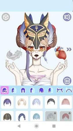 怪物女孩换装游戏最新版