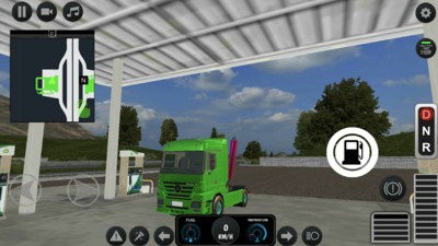 卡车模拟器2021游戏下载