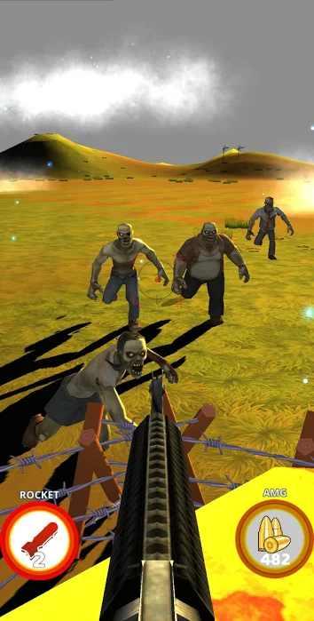 最后的枪手战争僵尸防御安卓版