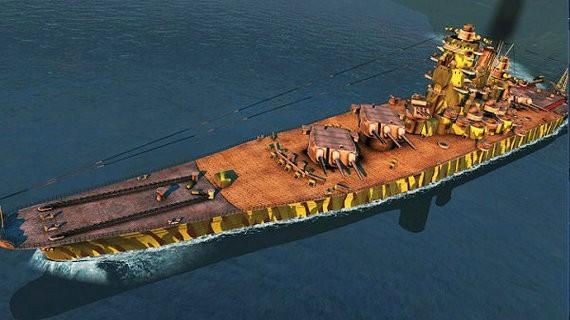 战斗军舰无限开炮最新版