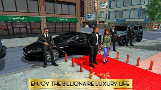 亿万富翁生活模拟器中文版