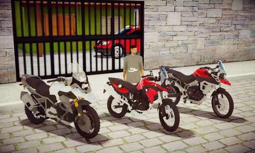 精英摩托车2