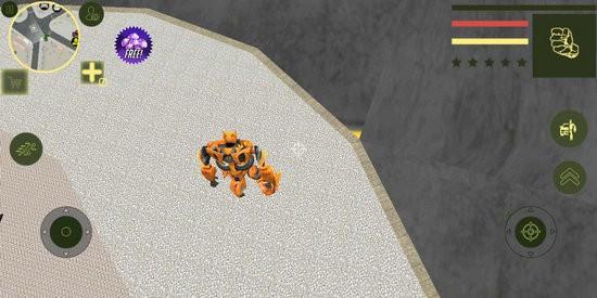 自由城市机器人破解版下载