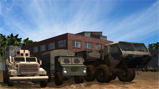 陆军卡车越野模拟器安卓版