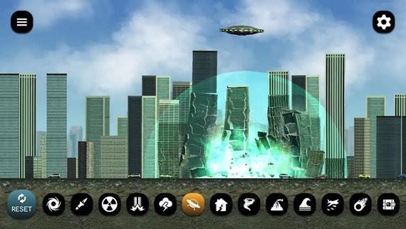 城市粉碎模拟器2021最新版