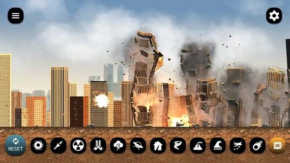 城市粉碎模拟器下载