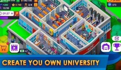 大学帝国大亨游戏下载