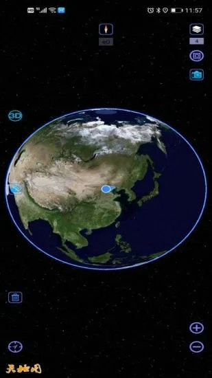 奥维互动地图2021版下载安装