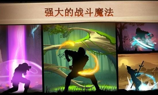 暗影格斗2满级全武器破解版
