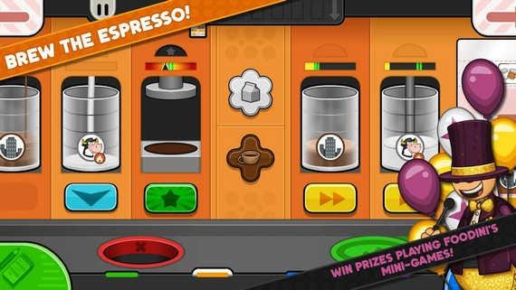 老爹摩卡咖啡店togo游戏下载