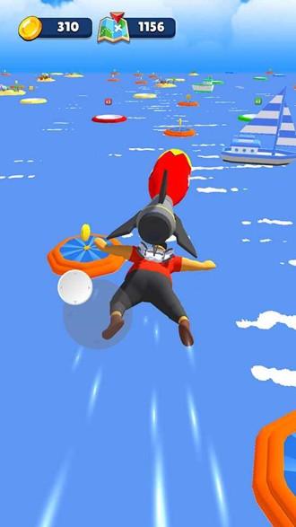 相扑跳跃英雄飞行安卓版